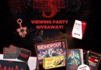 Stranger Things 3 Viewing Party Pack Giveaway