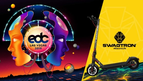 Swagtron VIP EDC Ticket Giveaway