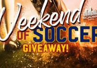 The Eagle - Weekend of Soccer Contest