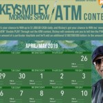 The Rickey Smiley Morning Show ATM Contest