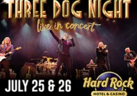 Three Dog Night Ticket Giveaway