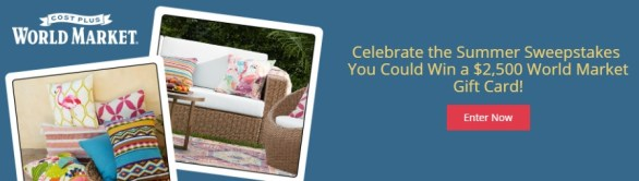 Valpak Celebrate The Summer Sweepstakes - Win Gift Card