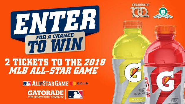 106.5 The Lake MLB All-Star Game Ticket Giveaway