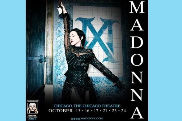 93.9 LITE FM Madonna Live Sweepstakes
