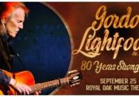 94.7 WCSX Gordon Lightfoot Tickets Giveaway