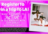 97.9 The Beat City Girls Act Up Flyaway Sweepstakes