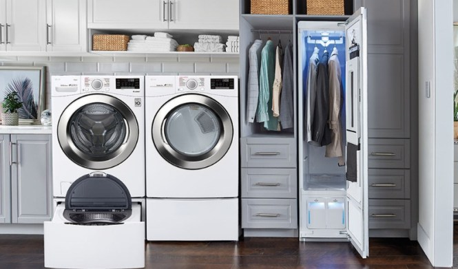 Abt LG Ultimate Laundry Giveaway