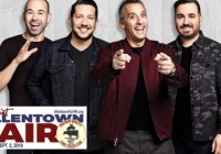 B104 Allentown Impractical Jokers Tickets Contest