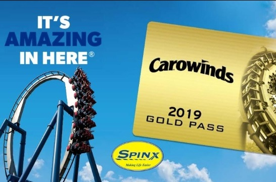 B93.7 Carowinds Road Trip Contest