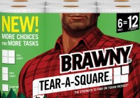Brawny Tear-A-Square Summer Sweepstakes