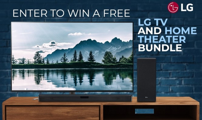 Buydig Home Theater Sweepstakes