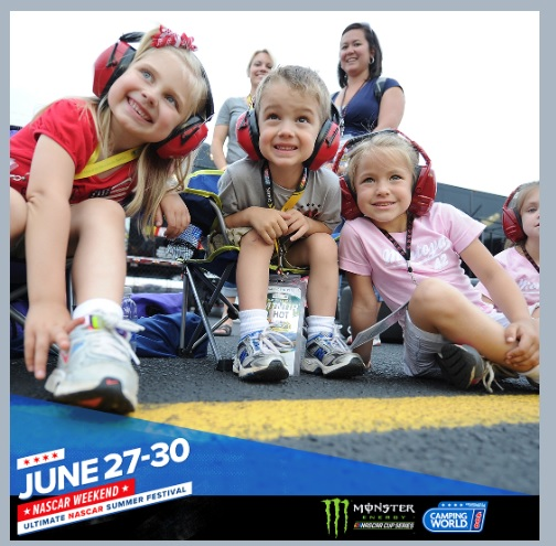 Chicagoland Speedway Sweepstakes