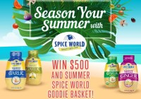 Farm Star Living Season Your Summer Sweepstakes