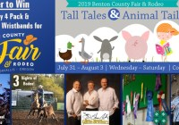 KEZI Benton County Fair And Rodeo Giveaway