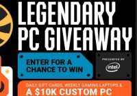 Newegg Legendary PC Giveaway