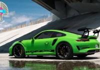 Omaze Porsche 911 GT3 RS Sweepstakes