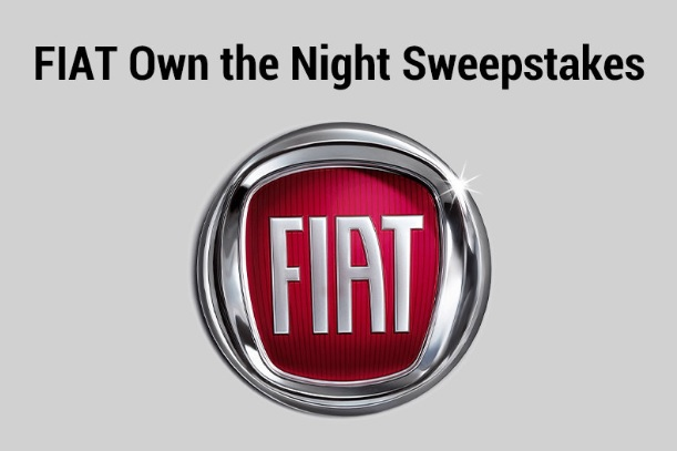 Power 105.1 FIAT Own The Night Sweepstakes