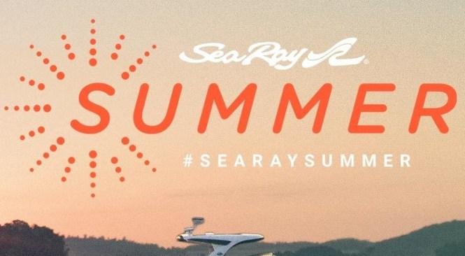 Sea Ray Four Seasons Summer Sweepstakes