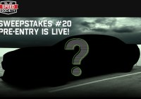 Speed Society 20 Sweepstakes