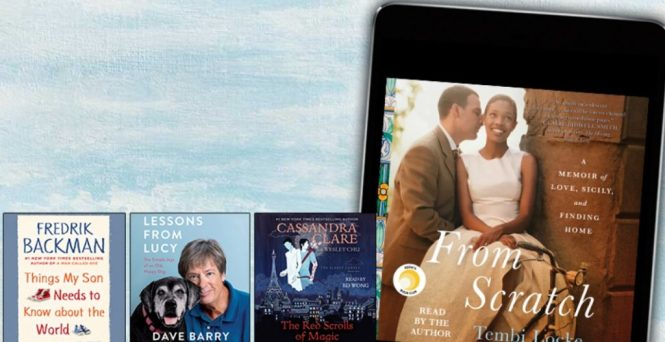 The BookPage And Simon Audio Audiobook Sweepstakes
