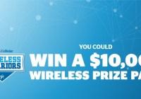 U.S. Cellular Wireless Warrior Sweepstakes