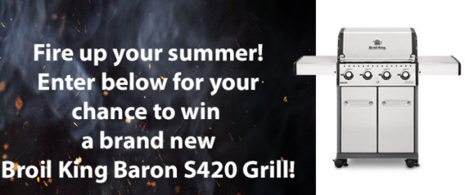 WKYC 2019 Grill Giveaway