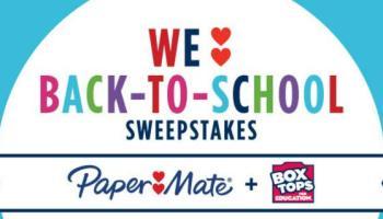 Box Tops 4 Education Big Splash Sweepstakes - Win 25,000 Bonus Box