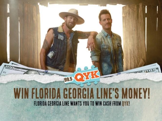 Florida Georgia Lines Money Contest