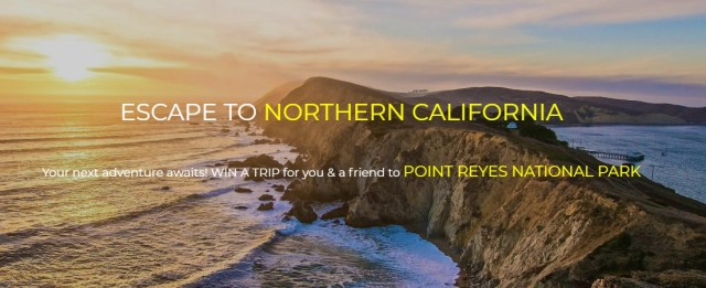 La Colombe Escape To Northern California Sweepstakes - Win Trip