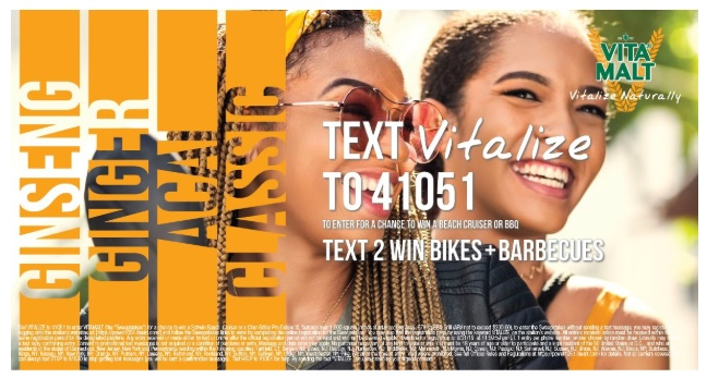 Power 105.1 VITAMALT Sweepstakes