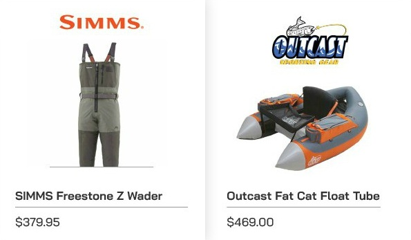 SIMMS And Outcast Nature Calls Giveaway