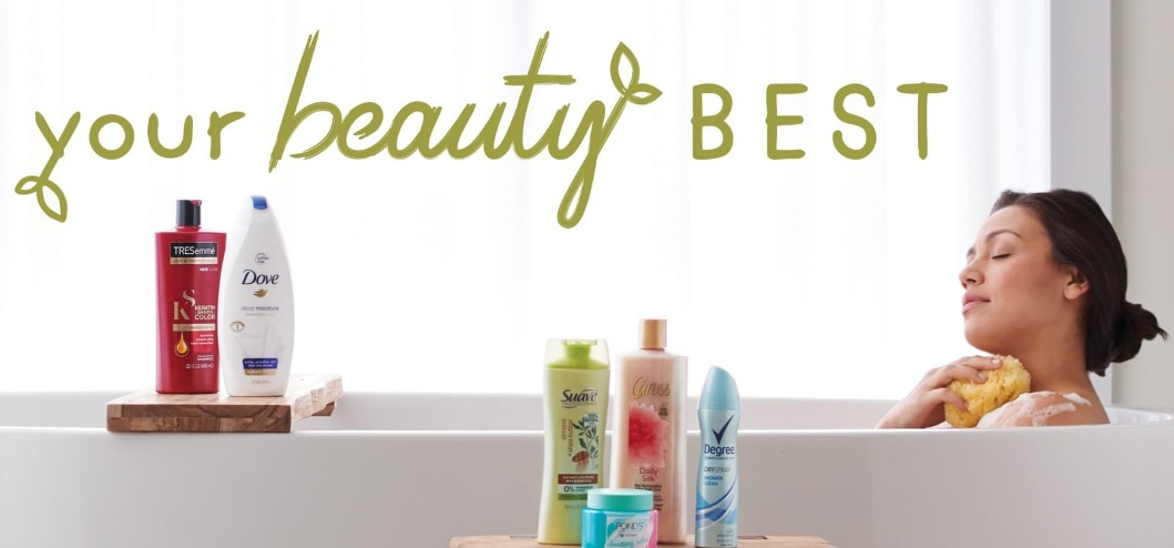 form beauty giveaway unilever beauty sweepstakes 2019 chance to win personal 2225