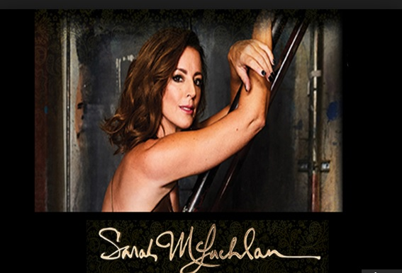 WWJ Sarah McLaughlin Ticket Giveaway