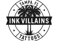 $500 Ink Villains Tattoo Giveaway
