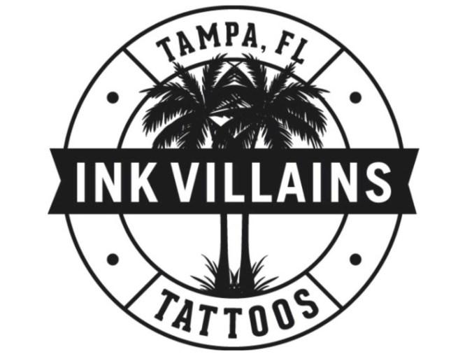 $500 Ink Villains Tattoo Giveaway