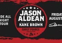 99.5 WGAR Jason Aldean Sweepstakes