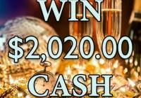 ABC Soapsindepth 2020 Dollars Cash Sweepstakes