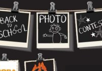 Back 2 School Photo Contest