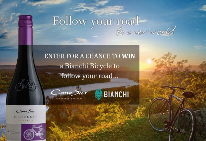 Cono Sur National Bike Month Sweepstakes