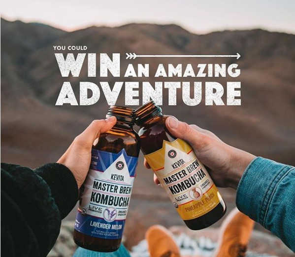 Kevita Drink In Culture Sweepstakes