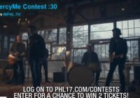 MercyMe Sweepstakes