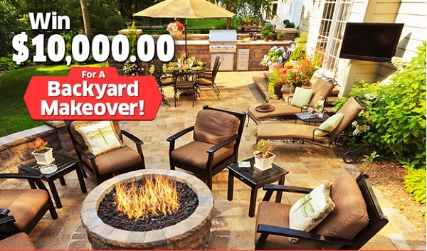PCH Backyard Makeover Giveaway No - 13766