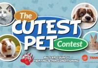 The Cutest Pet Photo Contest