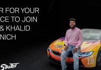BMW Khalid Sweepstakes