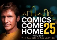 Comics Come Home 25 Sweepstakes