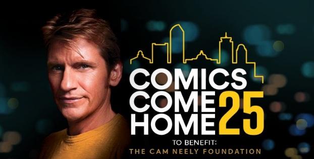 Comics Come Home 25 Sweepstakes