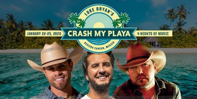 Crash My Playa Contest