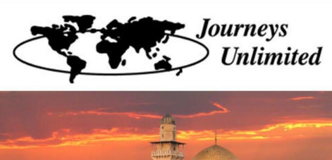 Journeys Unlimited Israel Experience Sweepstakes - Win Trip