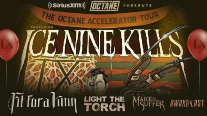 SiriusXM Ice Nine Kills Sweepstakes