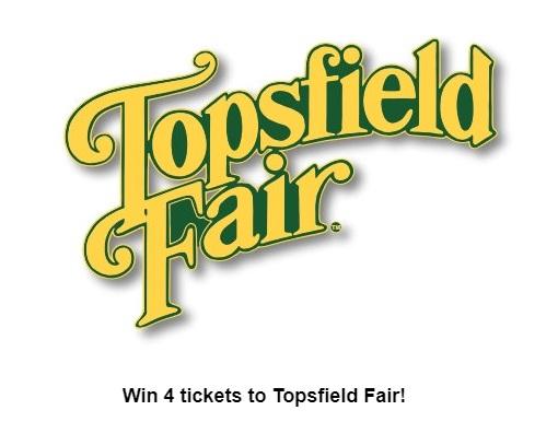 Topsfield Fair Sweepstakes